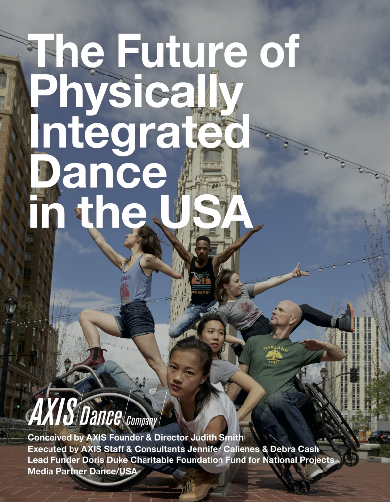 Axis Dance Report on the Future of Dance